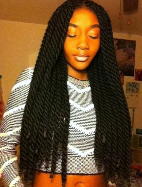 Crochet Braids Yarn Twists : ... see Yarn Twist Pins Twists, Marley twists and Long senegalese twist