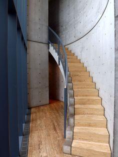 Kidosaki House. 1982-86. Tokio, Japón. Tadao Ando - Buscar con Google