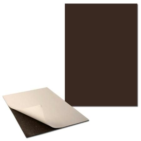 Plaque magnétique adhésive 1 mm x 2  Format A4 - Photo n°1
