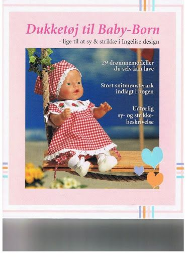 Free Doll Clothes Dukketoj til Baby-Born - Elesy Lena - Picasa Web Albums