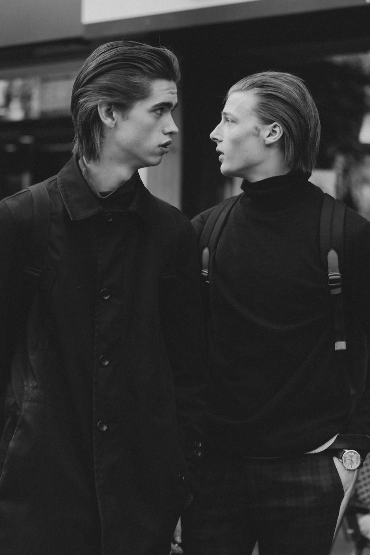 Street Style: Fall 2016 Men's Shows | London Fashion Week | Vogue.com