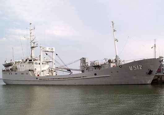 Ukrainian Navy has continued the scheduled survey of the hydrological and hydro-meteorological conditions of the Black and Azov Seas. On Friday, November 15, specialized vessel Pereyaslav with a group of navigational and hydrographic and hydro-meteorological support put out to sea for the second hydro-geographical expedition in this year.