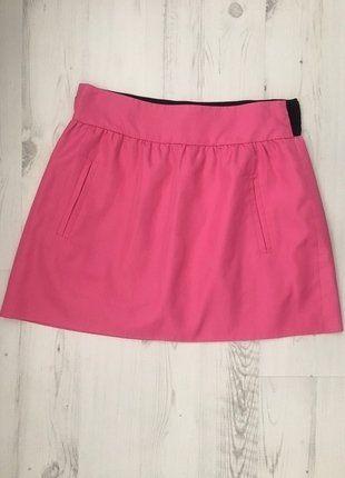 À vendre sur #vintedfrance ! http://www.vinted.fr/mode-femmes/mini-jupes/35955674-jupe-rose-et-noire-zara