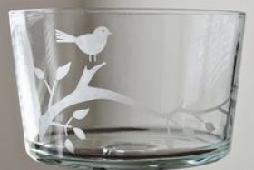 falso vidro jateado
