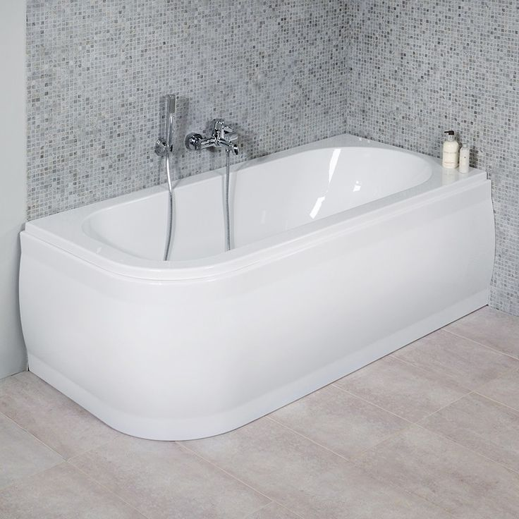 1600 x 800 Micro™ Luxury Right Handed Bath