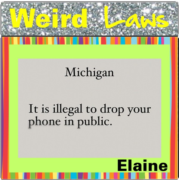 """""""Weird Laws"""" by tip-glitter-girls ❤ liked on Polyvore"""