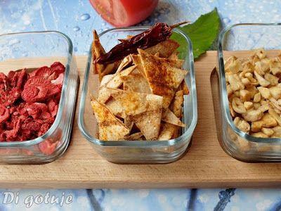 Di gotuje: Chipsy/nachosy z tortilli