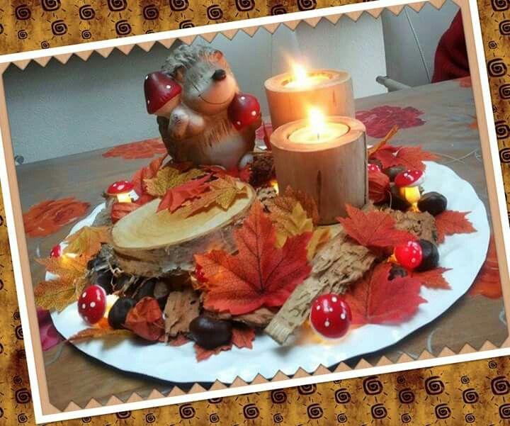 Mooi herfst stukje