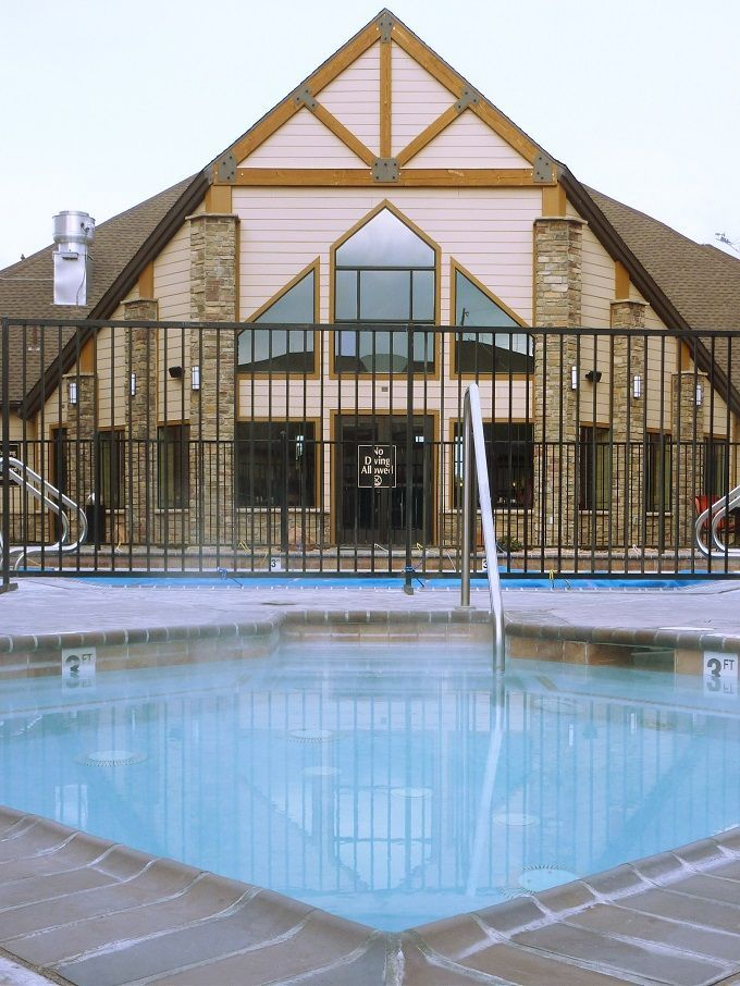 米国ユタ州ブライスキャニオンの宿「ベストウェスタン」にて。Best Western Bryce Canyon Grand Hotel in Utah, USA.