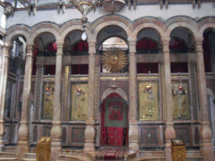Die Grabeskirche