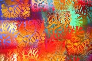 Ruth Issett - Textile Print