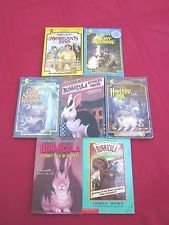 GREAT LOT OF 8 CHILDRENS BOOKS BUNNICULA SERIES + MORE BEST TITLES BY JAMES HOWE