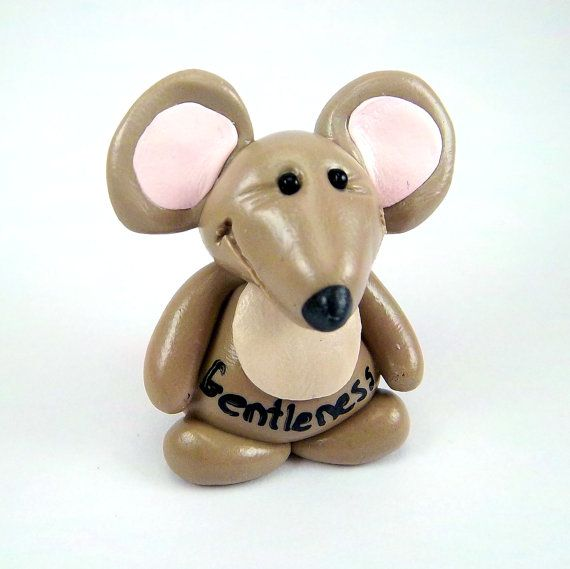 1000+ images about Clay mice on Pinterest | Polymers ...