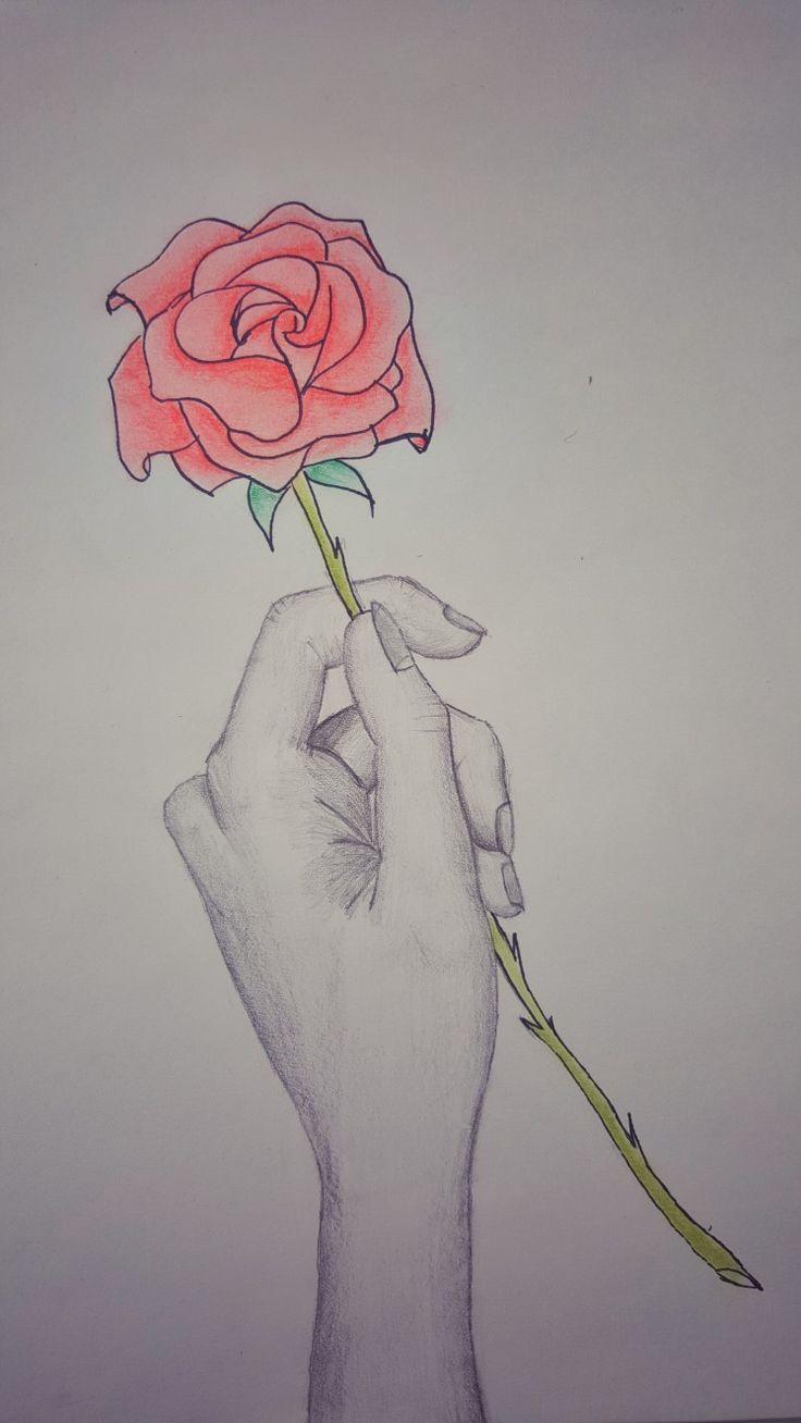 Love Pencil Sketch