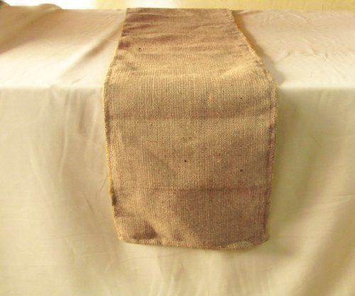 Burlap Table Runner 12 Inches X 72 Inches By ArtOFabric. $7.75. This Table  Runner. Traditional ...