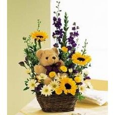 Ramo OSO - Precio $127,600   Considga los más Exclusivos Arreglos Florales en http://www.BodegonDeLasFlores.com