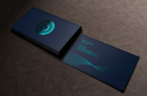 Business Cards Design: 30 Most Dazzling Examples