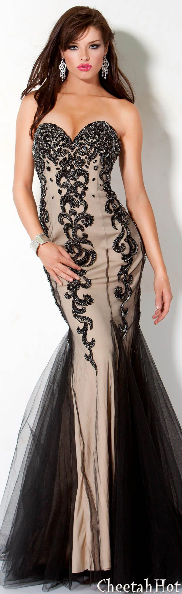 best Dresses images on Pinterest Edgy chic fashion My style
