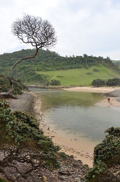 Coffee Bay, Transkei, South Africa