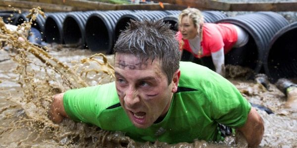 Tough Mudder Racers Caught Stomach Bug After Ingesting MuddyWater - At least four competitors in a Tough Mudder race in Oct. 2012 suffered vomiting, fever and explosive diarrhea after ingesting bacteria in muddy water, likely from fecal matter