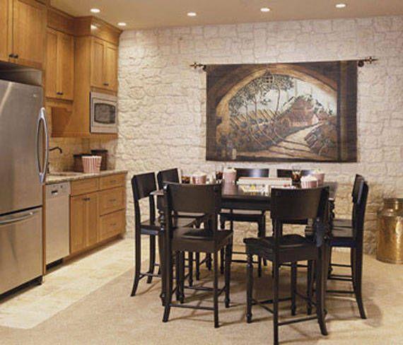 Basement Apartment Kitchen Designs: 1000+ Images About Basement Family Room Ideas On Pinterest