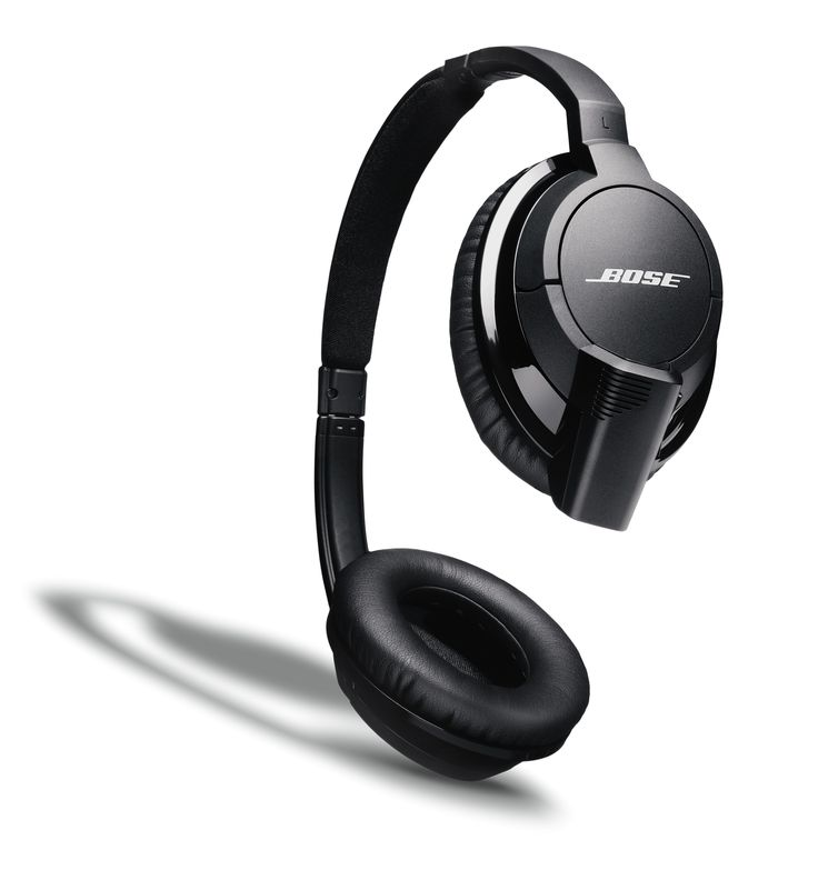 """Audífonos AE2w de Bose®. """"Libertad"""" inalámbrica por medio de Bluetooth®."""