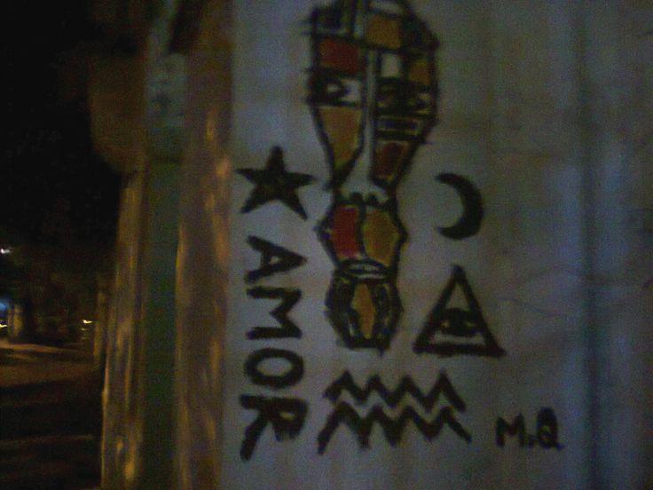 AMOR  Rua Fernando Machado Porto Alegre, Brasil