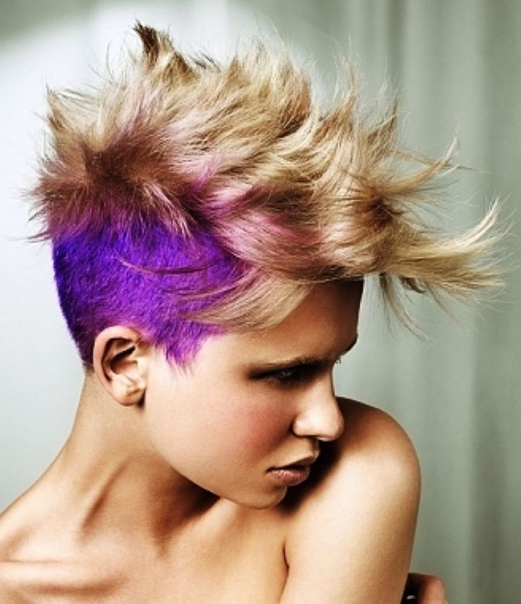 Amazing 1000 Images About Crazy Style On Pinterest Crazy Hairstyles Short Hairstyles Gunalazisus