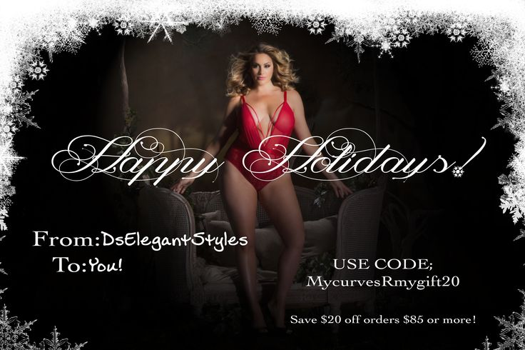 Affordable Elegant Intimates | DS Elegant Styles Holiday Sales