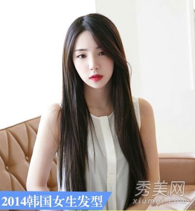15 款最流行韩国女生发型!(超漂亮!) | Giga Circle