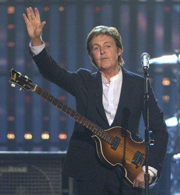 Paul McCartney ~ Grammys 2006