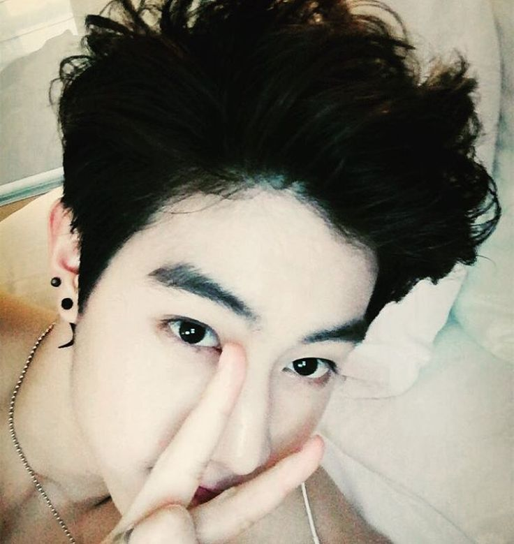 Mark Tuan's IG: HOLF THE FUCK UP MARK. WHAT THE FUCK
