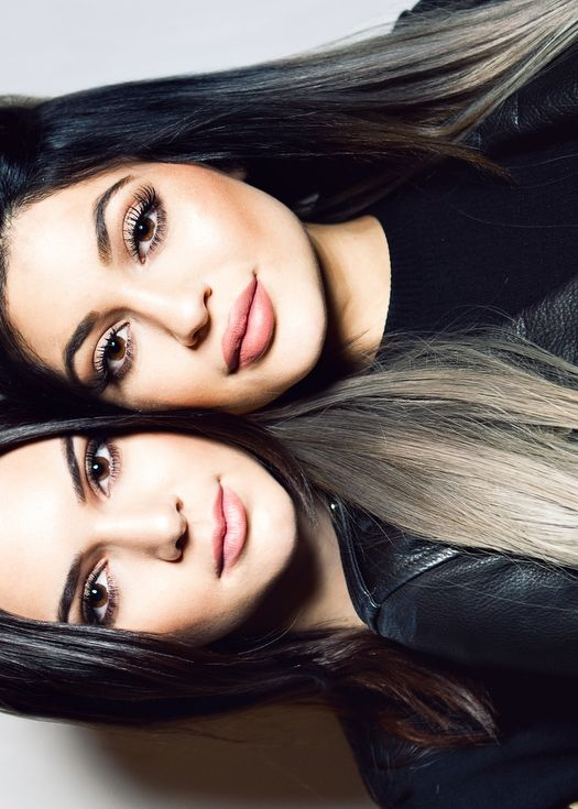 jenner sisters, comment for kylie, like for kendall