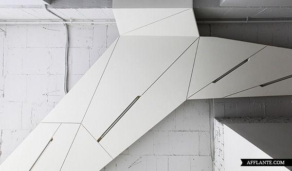Futuristic House Wing // AnLstudio | Afflante.com