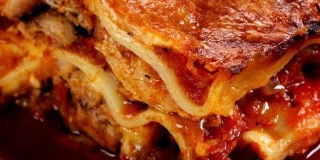 Ooey-Gooey National Lasagna Day!