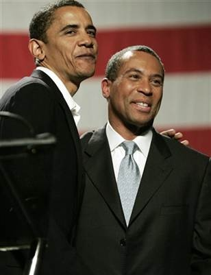 2010 - BOSTON --- MASSACHUSETTS GOVENOR David Axelrod's Other Famous Client, 'Cadillac' Deval Patrick, Says He WISHES AMERICA WEREN'T A FREE COUNTRY ----    http://www.breitbart.com/Big-Journalism/2010/09/03/David-Axelrods-Other-Famous-Client--Cadillac-Deval-Patrick--Says-He-Wishes-America-Werent-a-Free-Country