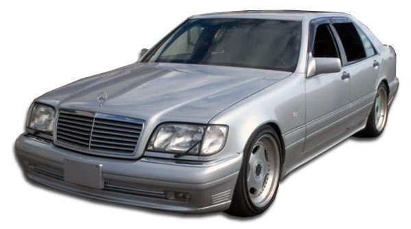 Nice Mercedes: 1992-1999 Mercedes S Class W140 Duraflex LR-S Body Kit - 4 Piece...  Products Check more at http://24car.top/2017/2017/07/23/mercedes-1992-1999-mercedes-s-class-w140-duraflex-lr-s-body-kit-4-piece-products/