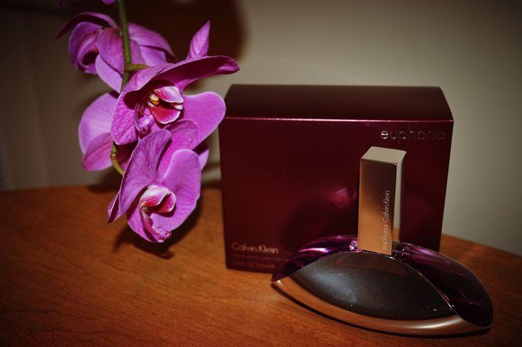 Euphoria Calvin Klein perfume reviews