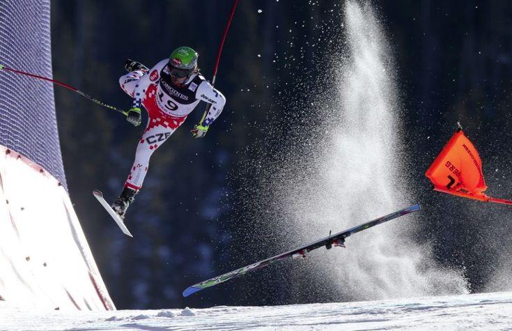 Christian Walgram, Austria, 2015, GEPA pictures, FIS World Championships    Na zdjęciu wypadek Ondreja Banka podczas zjazdu w kombinacji alpejskiej. Do upadku doszło w trakcie Mistrzostwa Świata w Narciarstwie Alpejskim 2015 w Beaver Creek, Colorado, w Stanach Zjednoczonych.
