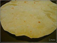 Limara péksége: Tortilla
