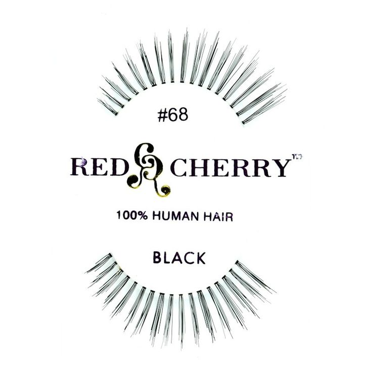 Gene False Red Cherry 68 doar pe http://www.makeup-shop.ro