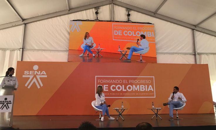 Audiencia Rendición de cuentas @senacomunica Neiva Septiembre 2017
