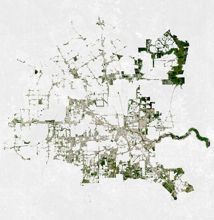 Thom Mayne conclui pesquisa sobre o futuro da cidade de Houston