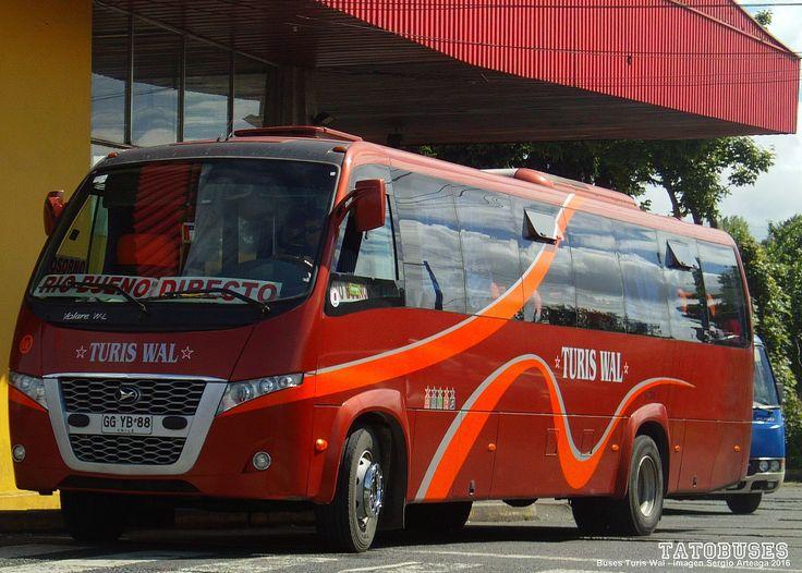 https://flic.kr/p/WqM28F | ← Buses Turis Wal ©→ | Volare W-L Rural Osorno Rio Bueno imagen Sergio Arteaga 2016 Osorno   (TATOBUSES)