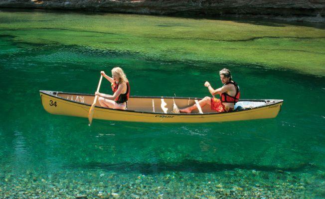 Découvrir l'une des rivières les plus limpides du Canada : la rivière Bonaventure