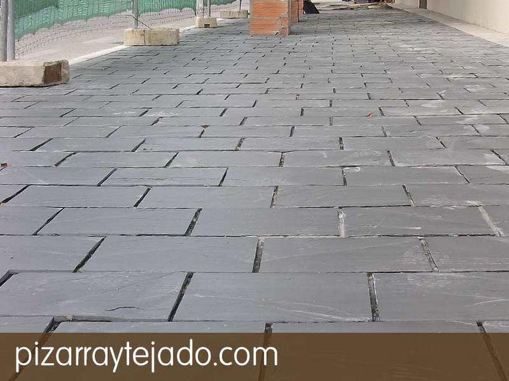 Plaquetas suelo pavimentos para cocinas gres o racholas - Plaquetas suelo exterior ...