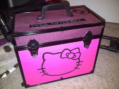 Hello Kitty Makeup Box