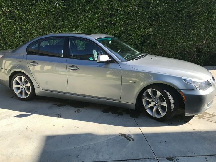 Cool Awesome 2008 BMW 5-Series  bmw 535i 2017 2018