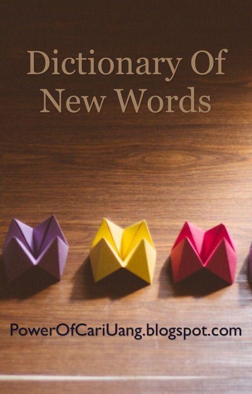 Ebook Gratis Dictionary Of New Words