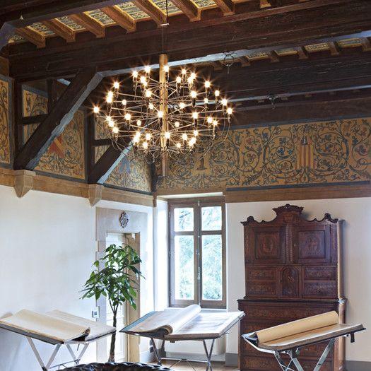 Find lampen på Luksuslamper webshop: http://luksuslamper.dk/shop/flos-2097-pendel-535c1.html